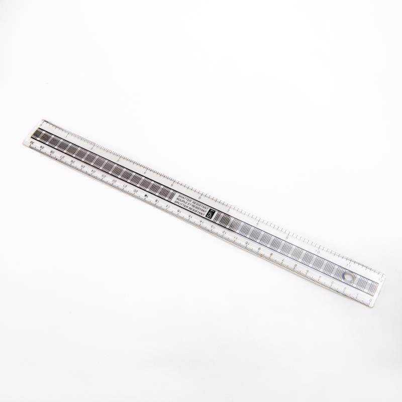Shatter Resistant 12″ Rulers