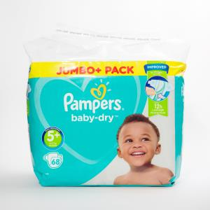 Pampers Nappies Size 5+