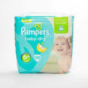 Pampers Nappies Size 6+