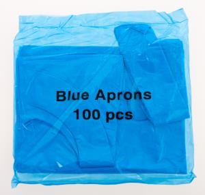 Calyx Disposable Colour Coded Flatpack Aprons (100)